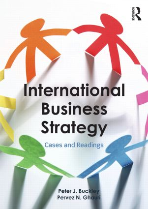InternationalBusinessStrategy Theory and Practice