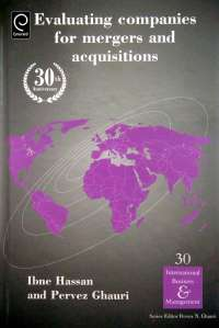Evaluating companies for mergers and aquisitions