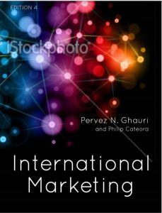 International Marketing 4th Ed.